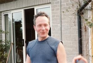 My brother Jeff, 1954-1990